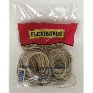 Elastico Flexibands Latex 100G Fulgor