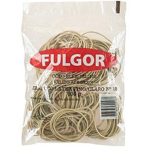 Elastico Latex Fino/claro N.18 100Grs Fulgor