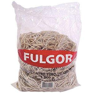 Elástico Látex N.33 Bege C/100Grs. Fulgor