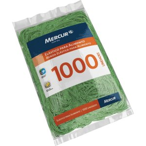 Elastico P/alimentos N.12 Vd 1Kg 1000Pe Mercur