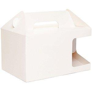 Embalagem Para Alimentos Lanc.c/refri 20X13,5X12,5 Bran Cromus