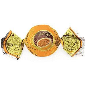 Embalagem Para Trufa/cone 14,5X15,5Cm. Maracuja Delicia Cromus