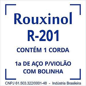 Encordoamento Aço Inoxidavel 1Mi (R20) C/bol Rouxinol