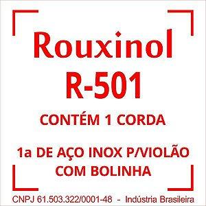 Encordoamento Aço Inoxidavel 1Mi (R50) C/bol Rouxinol