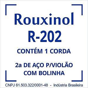 Encordoamento Aço Inoxidavel 2Si (R20) C/bol Rouxinol