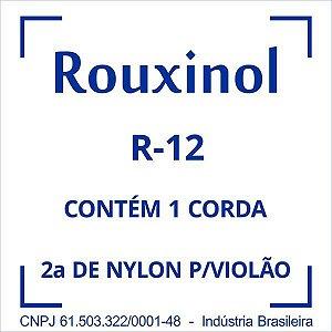 Encordoamento Nylon Cristal 2Si (R58) C/bol Rouxinol