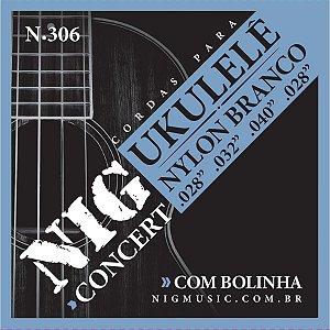 Encordoamento P/ukulele Br.028/032/040/028 Rouxinol