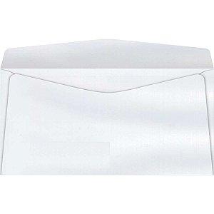 Envelope Ofício 114X229Mm 75G Sem Rpc Branco Scrity