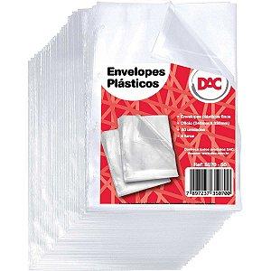 Envelope Plástico A3 4Furos Medio 0,10Mm Dac