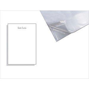Envelope Plástico A4 S/furo 0,12Mm Med.230X310Mm Acp