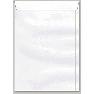 Envelope Saco Branco 162X229 90Grs. Of 23 Scrity