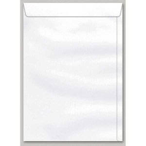 Envelope Saco Branco 176X250 90Grs. Of 25 Scrity