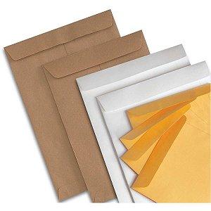 Envelope Saco Branco 229X324 90Grs. Foroni
