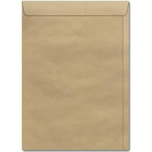 Envelope Saco Natural 110X170 80G Skn017 Scrity