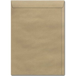 Envelope Saco Natural 125X176 80Grs. Kn 18 Scrity