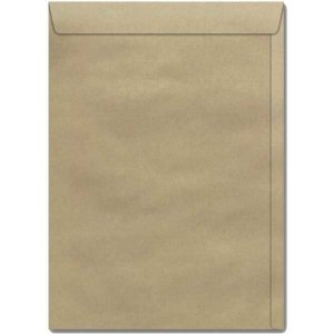 Envelope Saco Natural 240X340 80Grs. Kn 34 Scrity