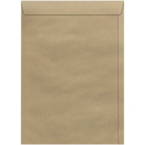 Envelope Saco Natural 260X360 80Grs. Kn 36 Scrity