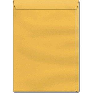 Envelope Saco Ouro 110X170 80Grs. Ko 17 Scrity