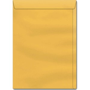 Envelope Saco Ouro 125X176 80Grs. Ko 18 Scrity