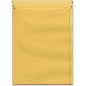 Envelope Saco Ouro 185X248 80Grs. Ko 24 Scrity