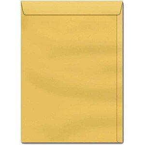 Envelope Saco Ouro 240X340 80Grs. Ko 34 Scrity