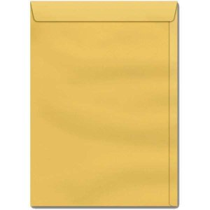 Envelope Saco Ouro 260X360 80Grs. Ko 36 Scrity