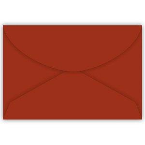 Envelope Visita Colorido Vinho Color Plus 80G. Foroni