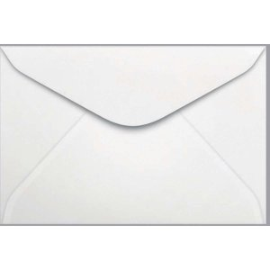 Envelope Visita 72X108 63Grs. Branco Scrity