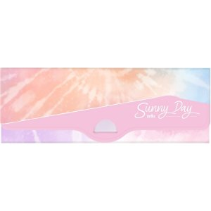 Estojo Plástico Multiuso Sunnyday Day Dello