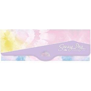 Estojo Plástico Multiuso Sunnyday Sun Dello