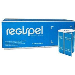 Etiqueta Adesiva Lacre Delivery 100Mmx30Mm 34Mt Regispel