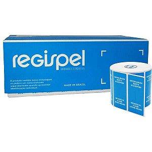 Etiqueta Adesiva Lacre Delivery 70Mmx30Mm 34Mt Regispel