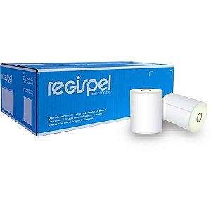 Etiqueta Adesiva Termo Bopp 100X150Mm 31Mt Regispel
