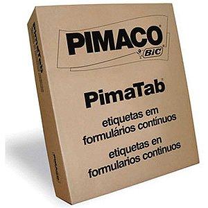 Etiqueta Matricial 149481C Pimatab 49,2X148 Mm Pimaco