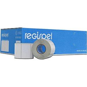 Etiqueta Para Balanca Térmica Tol/fil 60X40Mm 25M Regispel