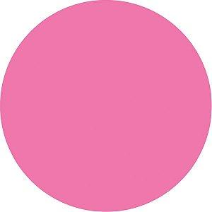 Etiqueta Redonda Rosa Escura 15Mm. C/210 Etiq. Grespan