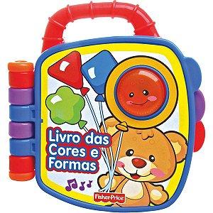 Fisher-Price Apr. Br. Livrinhos Mattel