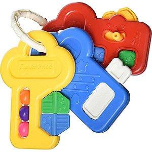 Fisher-Price Chaves De Atividades Mattel