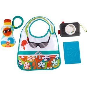 Fisher-Price Conjunto Mini Turista Mattel