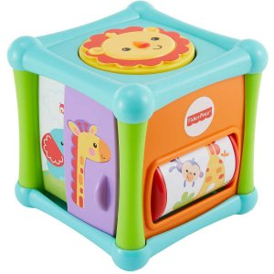 Fisher-Price Cubo Animaizinhos Divertidos Mattel