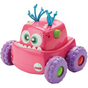Fisher-Price Monstro Veiculo Sort. Mattel