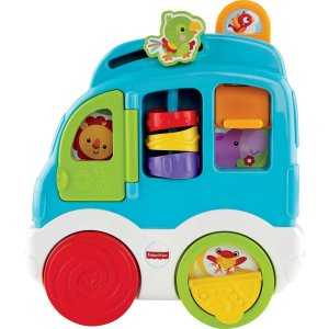 Fisher-Price Sort Novo Sons Divertidos Ii Mattel