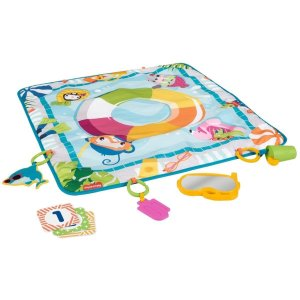 Fisher-Price Tapete Diversao Na Piscina Mattel