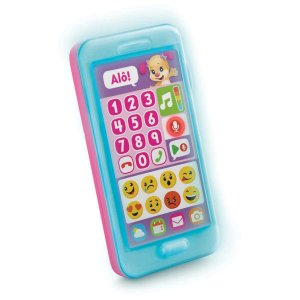 Fisher-Price Telefone Emojis Mattel