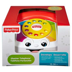 Fisher-Price Telefone Feliz Mattel