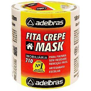 Fita Crepe 710 Mask Crepe 18Mmx50M Adelbras