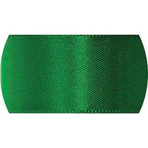 Fita De Cetim 07Mm 10M. Verde Bandeira 217 Fitas Progresso