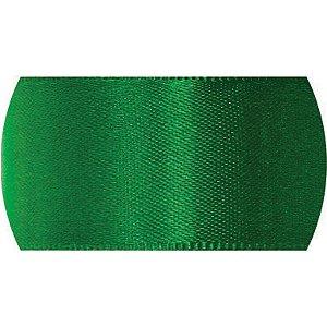 Fita De Cetim 22Mm 10M. Verde Bandeira 217 Fitas Progresso