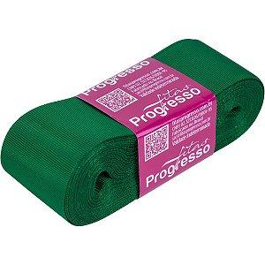 Fita De Gorgurao 38Mm 10M. Verde Bandeira 217 Fitas Progresso