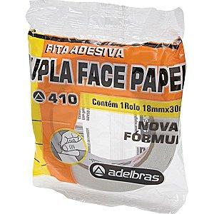 Fita Dupla Face Flow-Pack 18Mmx30Mts. Adelbras